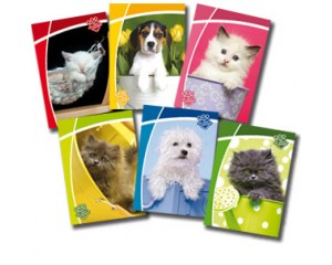 Maxi Quaderno Blasetti My Pet Nursery 80 gr.
