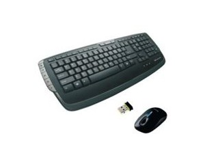 "Tastiera e Mouse Wireless ATLANTIS ""P013-K11G+\"" Black"
